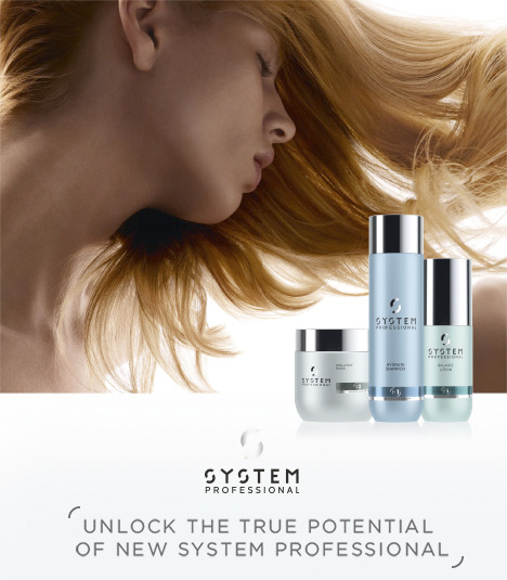 Wella System Professional image.